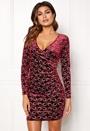 Sprinkle Velvet Dress