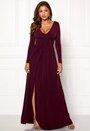 Vanessa L/S Gown