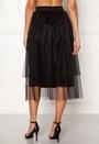 Glitter Mesh Skirt