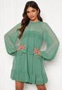 Inez Tiered Mini Dress