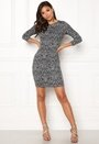 Blenda lurex dress