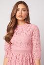 Madison lace dress