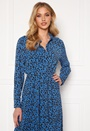 Piper L/S Placket Dress