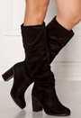 Slouch High Leg Boots