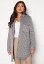Vera owen long quilt jacket