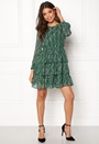 Ditte L/S Layred Dress
