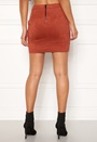 Julie Fauxsuede Skirt