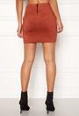 Julie Fauxsuede Skirt