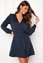 Regina L/S Short Dress
