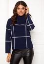 Tess LS Knit T-Neck