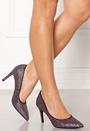 Shoe High Heel Glitter