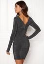 Githa LS Lurex Dress