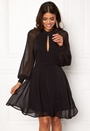 Mila L/S Short Dress
