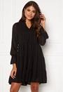 River L/S Short Dress