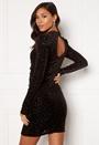 Leopanda L/S Dress