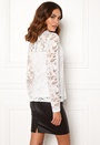 Stasia  L/S Lace Top