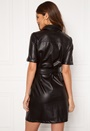 Tria Coated S/S Dress