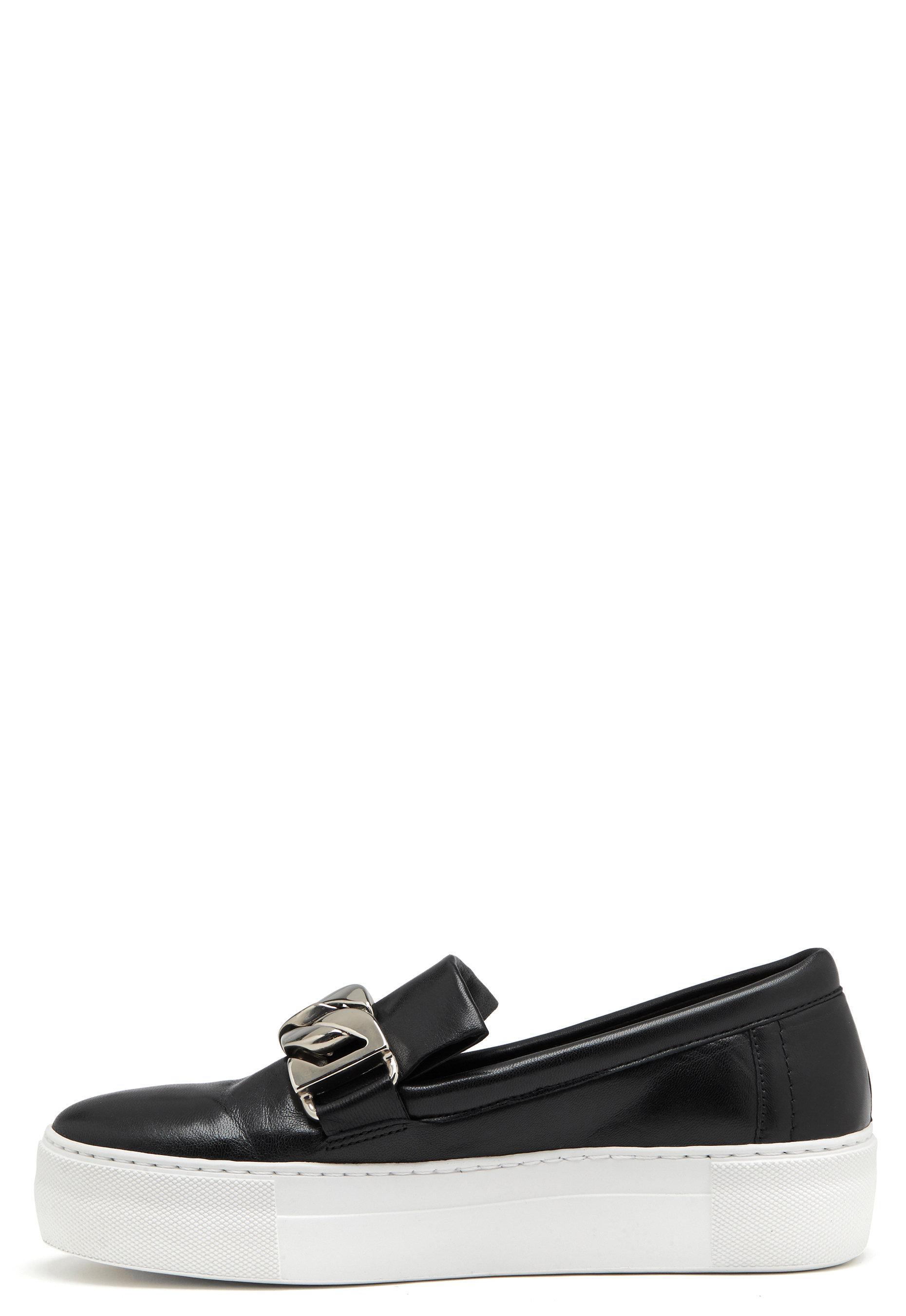 250c918b609 Billi Bi Leather Sneakers Black - Bubbleroom