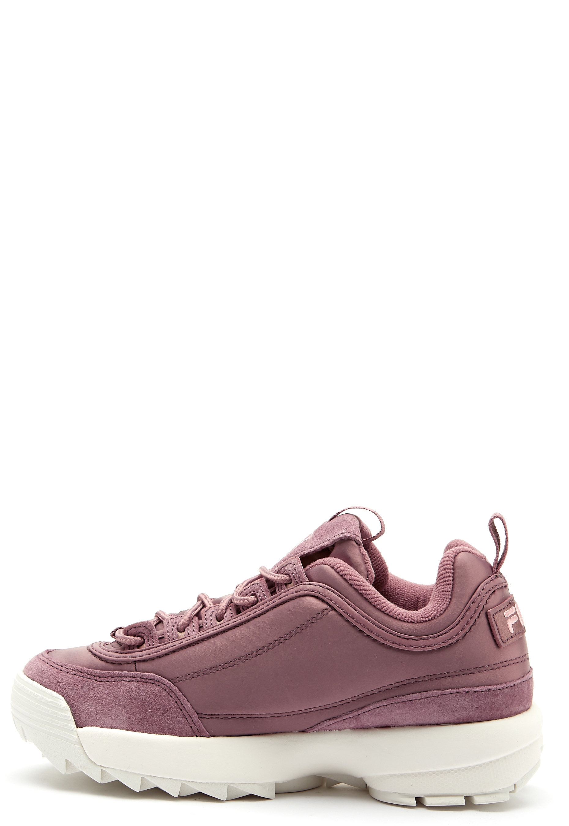 FILA Disruptor Satin Low Boots Ash Rose Bubbleroom