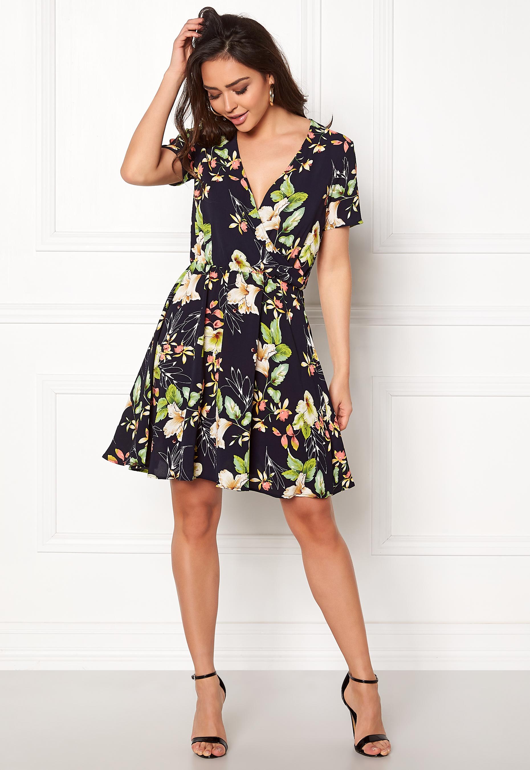 Dress Ss Jacqueline Yong Bubbleroom De Trick Sky Night pwpHIzq