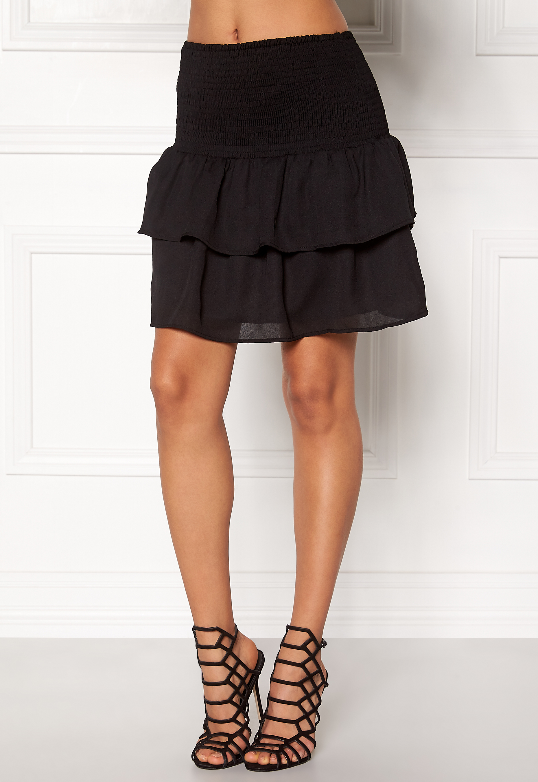 Sisters Point Beso SK Skirt Black Bubbleroom