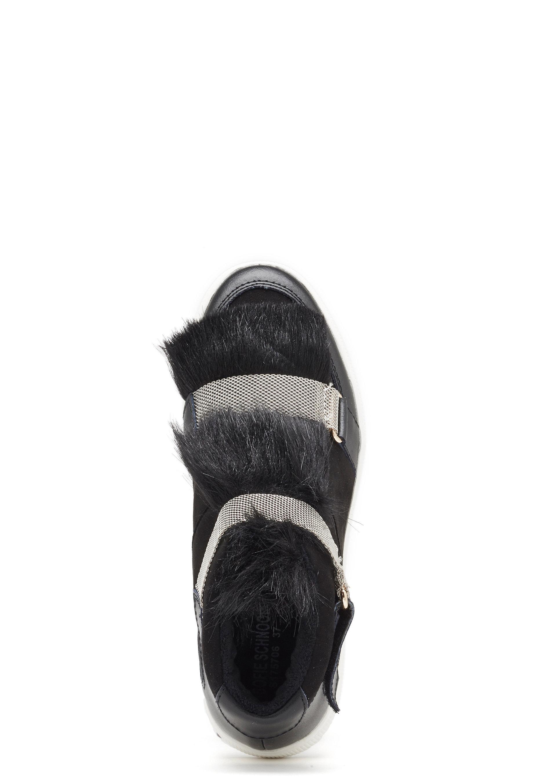203e539972b SOFIE SCHNOOR Boot With Fur Black - Bubbleroom