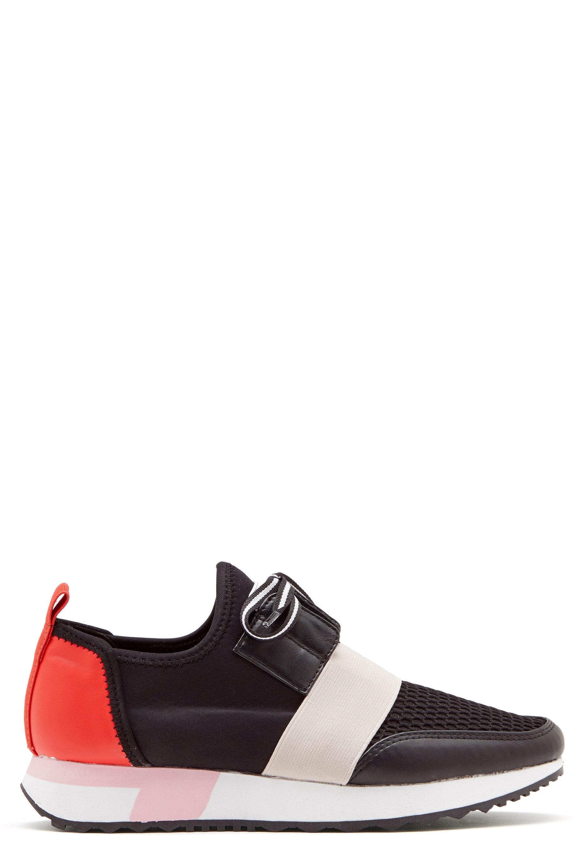 9703492a Steve Madden Antics Sneakers Black Multi - Bubbleroom